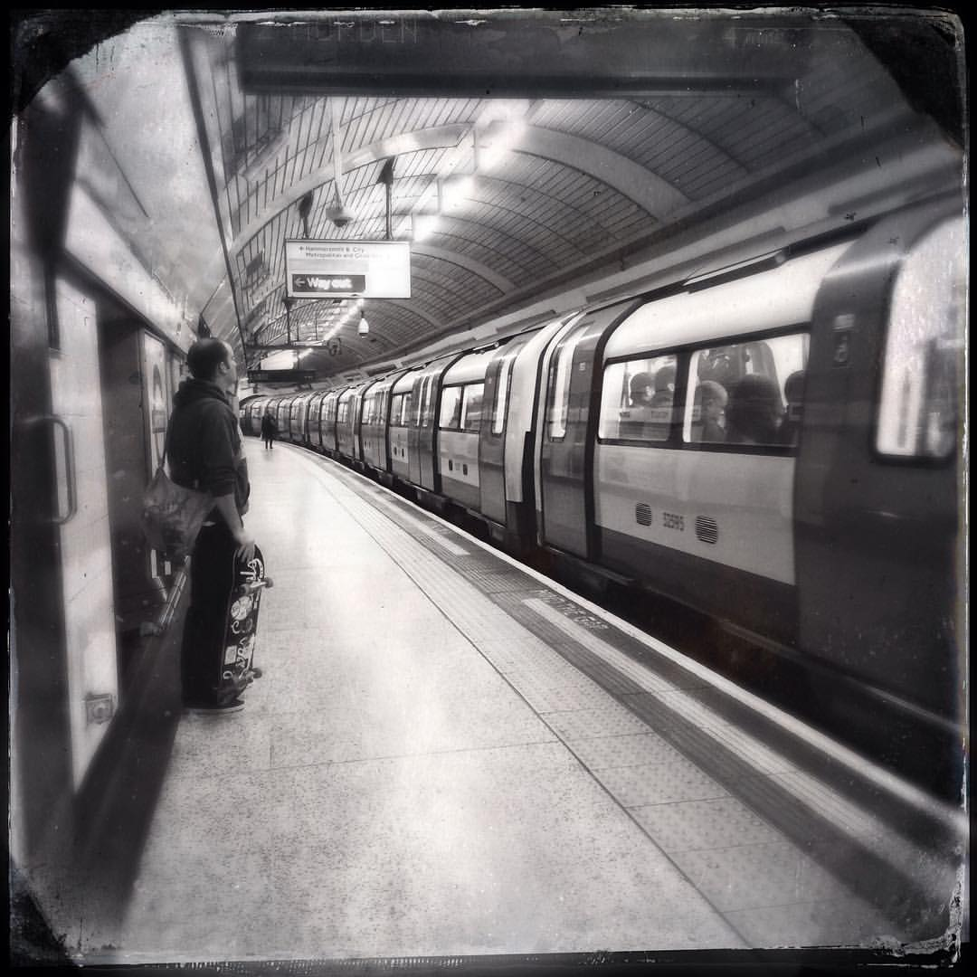 London Tube Station