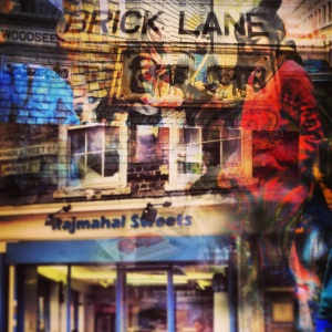 A day out in Brick Lane