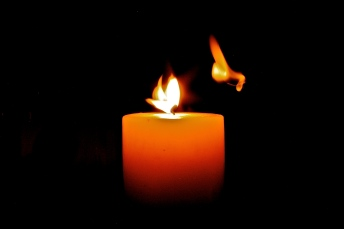 The spirit of man is the candle of the Lord